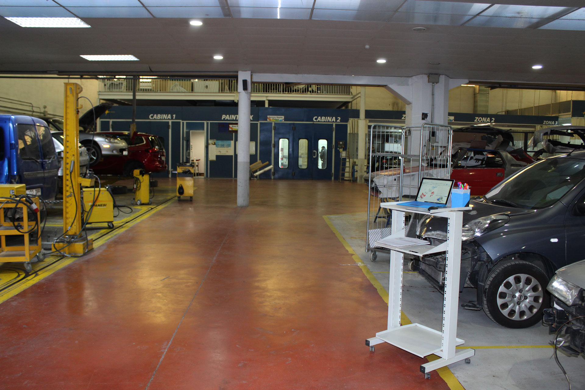 Taller mecánica Albacete